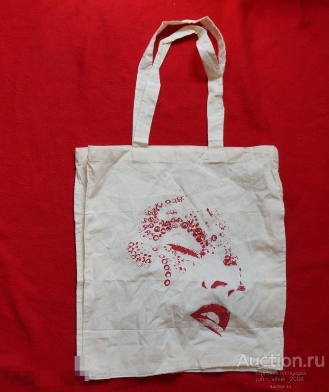 Kylie Minogue X сумка-сувенир новая раритет! 2007