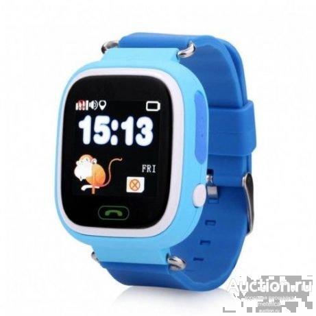 Детские GPS умные Часы Smart Baby Watch Q80