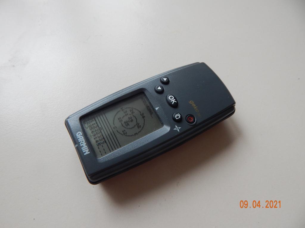 Туристический навигатор Garmin geko 301