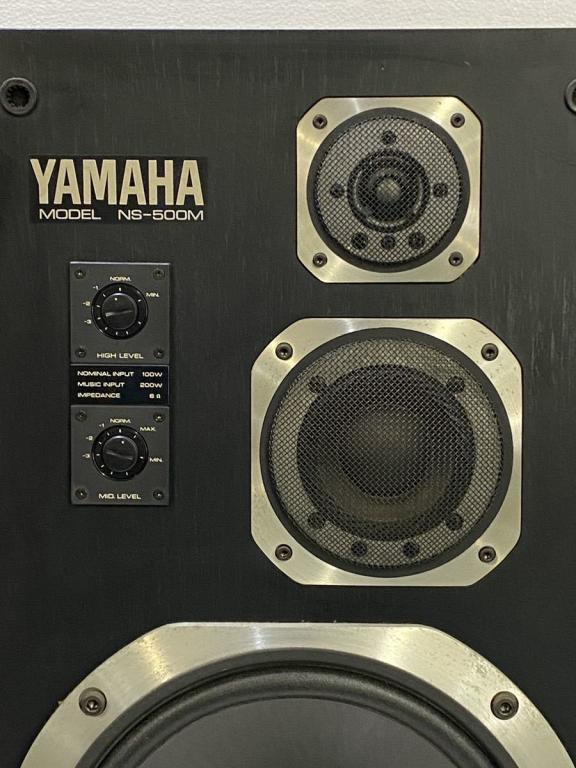 Акустика yamaha NS-500M
