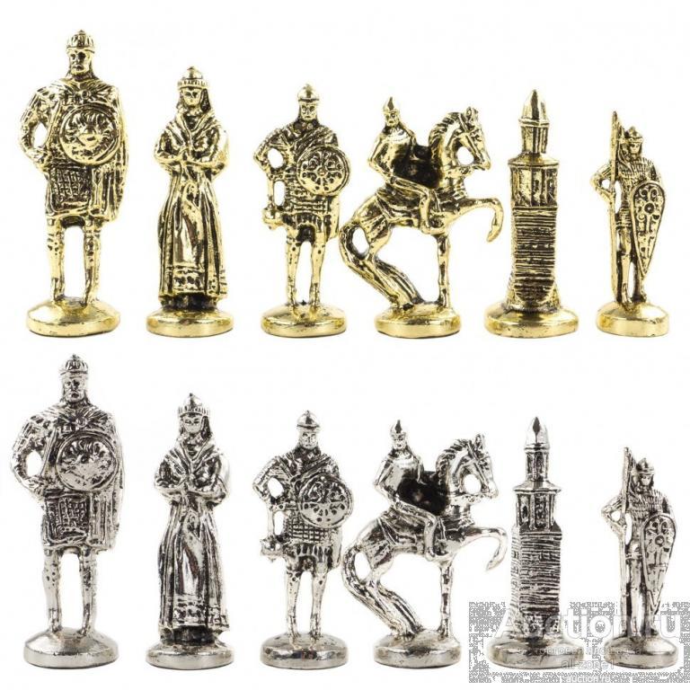 Шахматный ларец РУСЬ AZY-121534