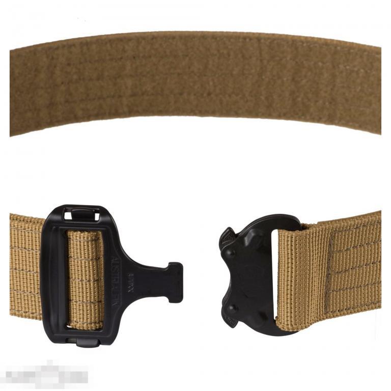 Ремень Helikon-Tex Gurtel Competition Nautic Shooting Belt coyote /// Размер: M --- арт. 60987