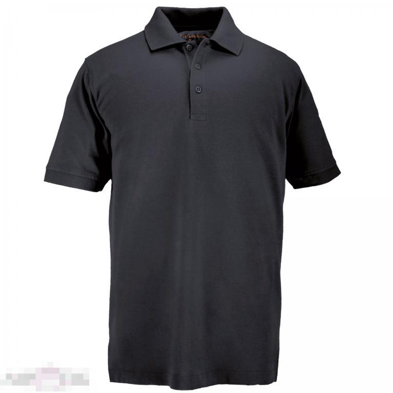 Футболка поло 5.11 Professional, цвет черный /// Размер: XL --- арт. 12294
