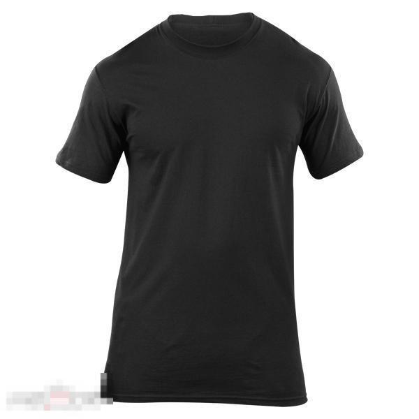 Футболка 5.11 Utili-T, цвет черный, 3 шт. /// Размер: S --- арт. 16650