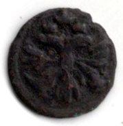 Монета Полушка 1720 г. (Петр 1 Царская Россия)