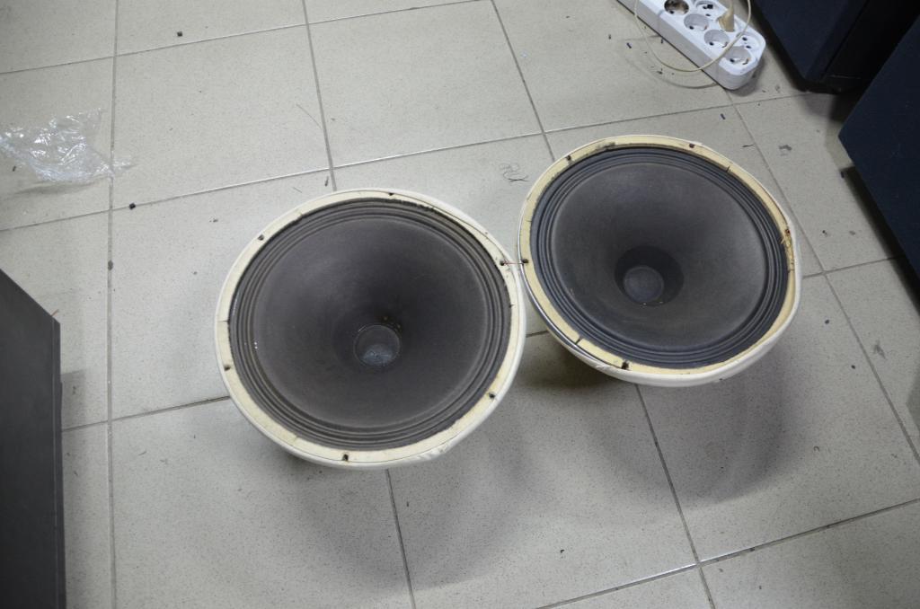 """Динамики 12"""" Beag HX-403 состояние"""