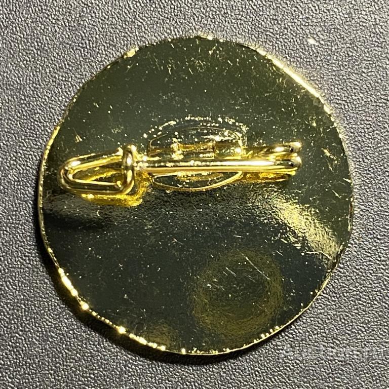 ТОБОЛЬСК. Древний Герб - Тобольская губерния (тяжелый металл)