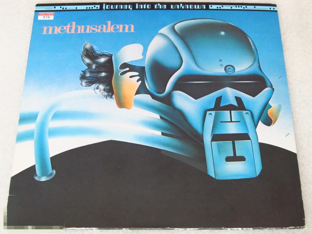METHUSALEM -1980 ''Journey Into The Unknown'' Germany, оригинал