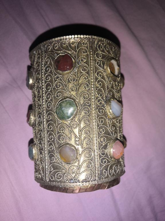 Антикварное серебро. Античный кубок.