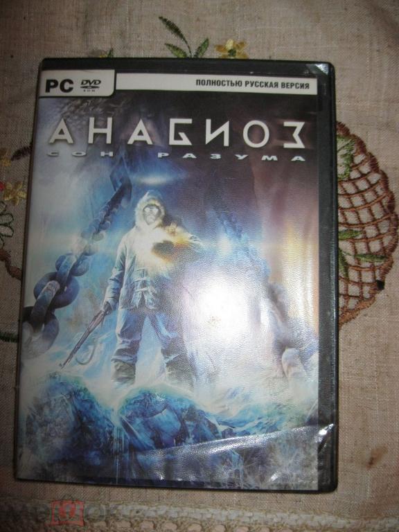 PC.DVD.Анабиоз.Сон разума.Игра для Полностью русская версия.